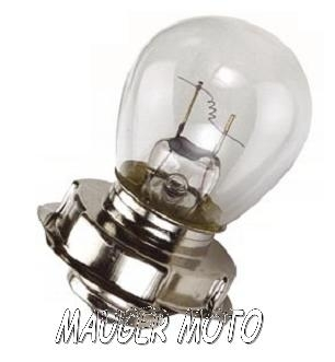 ampoule 6v 15w blanche p26s ets mauger. Black Bedroom Furniture Sets. Home Design Ideas