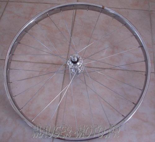 changer roue solex