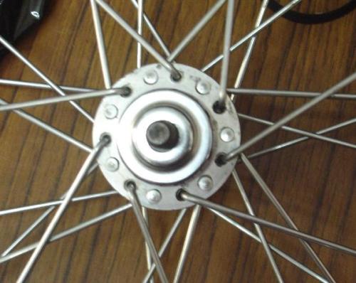 roue de solex 330