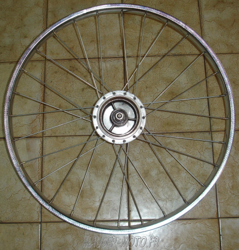 roue arriere solex 3800