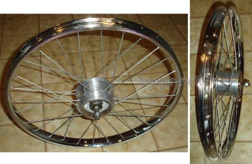 roue ar solex 3800