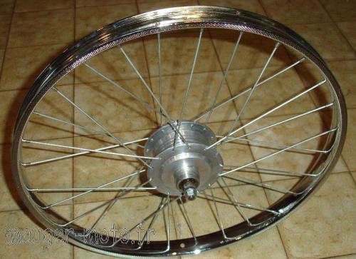 roue de solex occasion