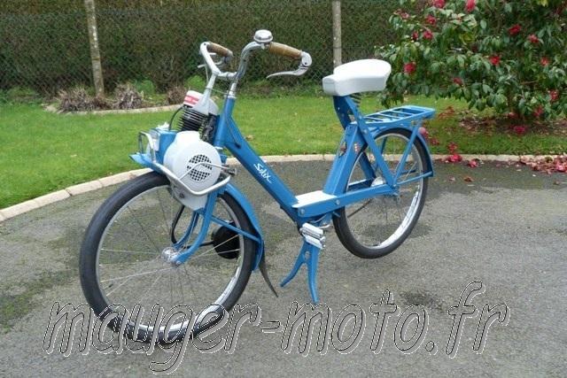 solex bleu luxe