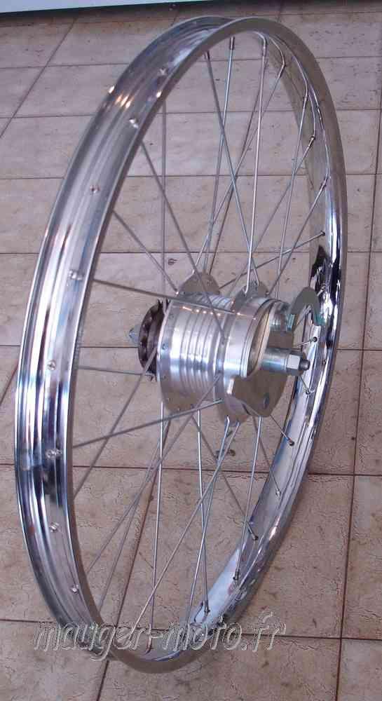 roue arriere pour solex 3800