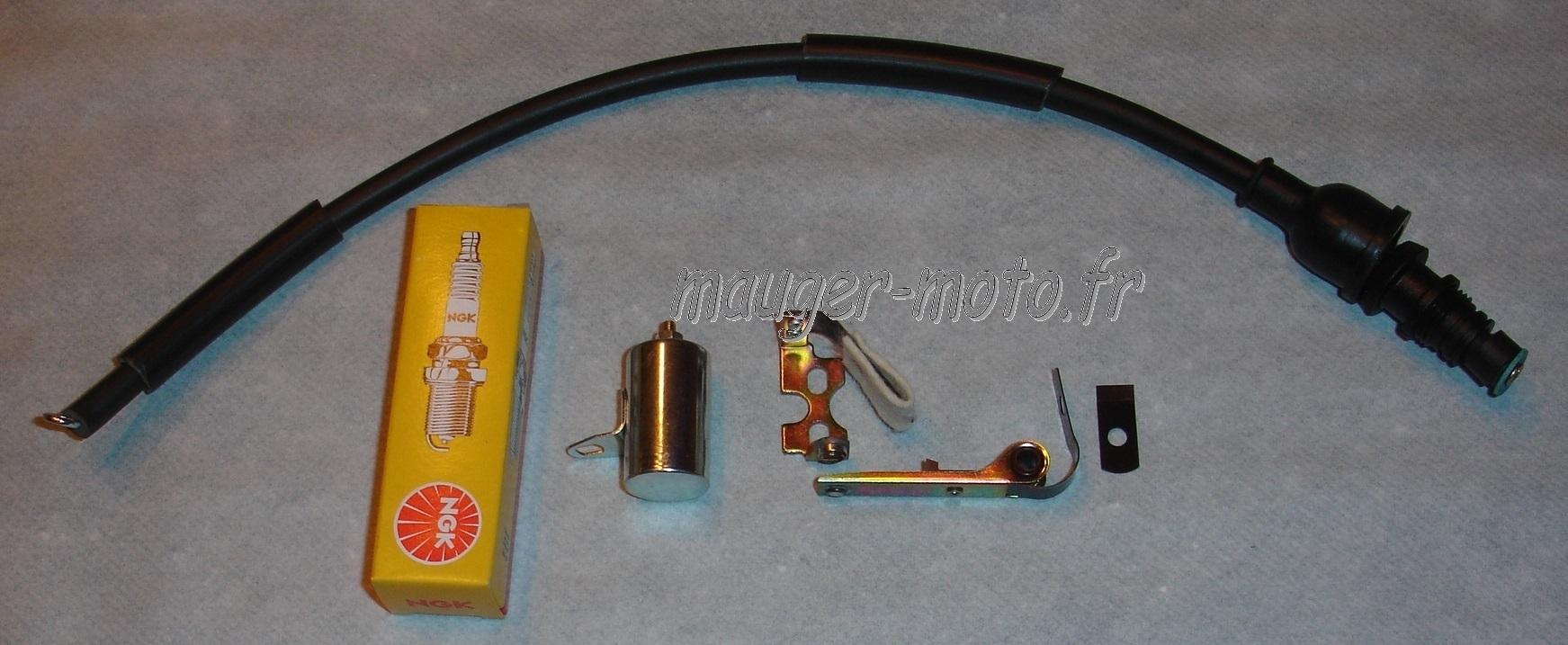 kit allumage solex 3300 3800 5000 ets mauger. Black Bedroom Furniture Sets. Home Design Ideas