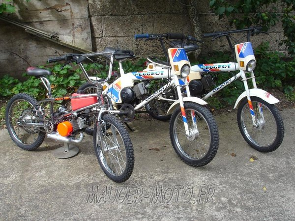 Peugeot Country et MBK Crazy Bike\\n\\n03/11/2014 19:20
