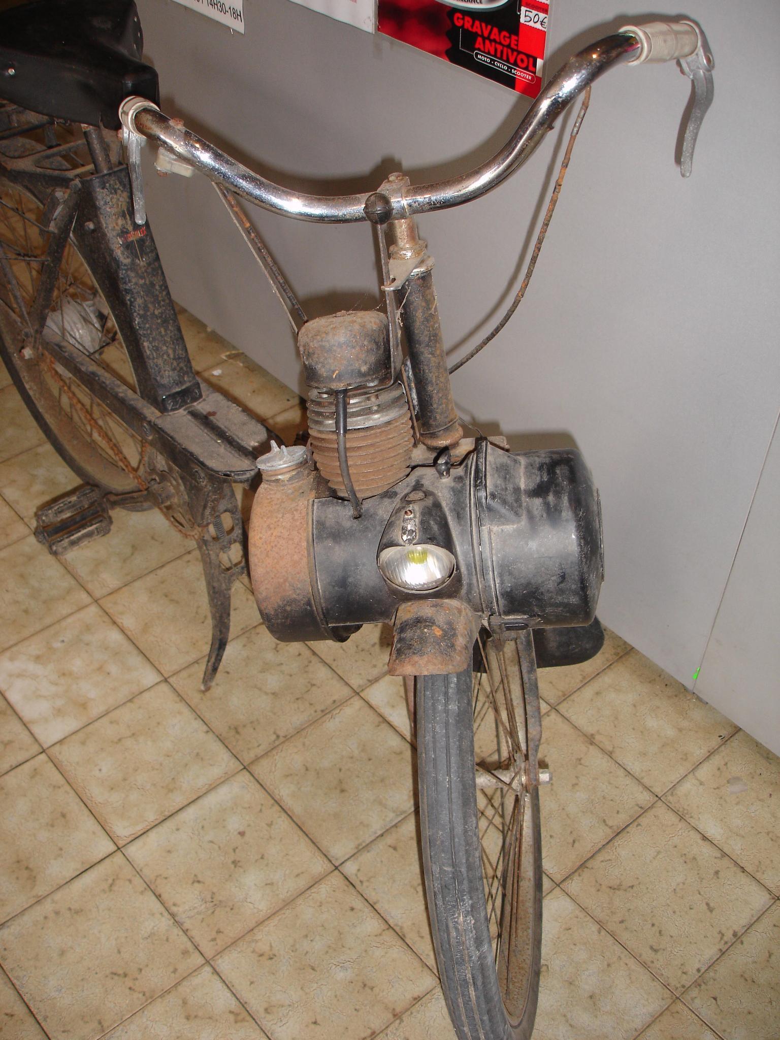 nettoyage moteur solex 3800